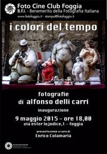 I colori del Tempo - Mostra fotografica di Alfonso Delli Carri